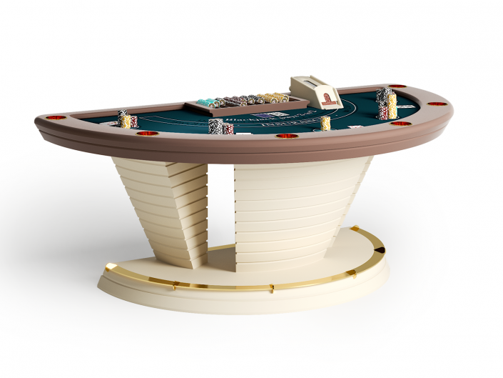 luxury blackjack table for sale