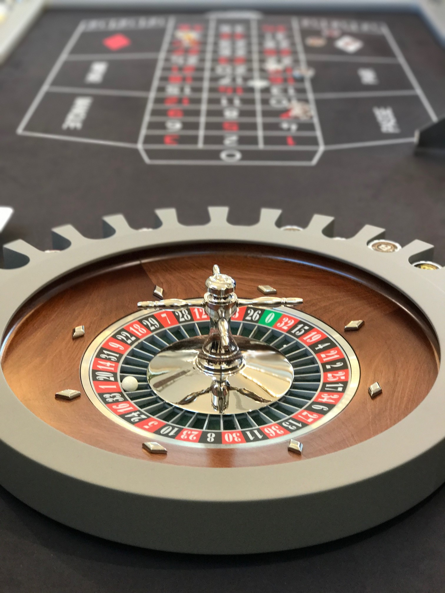 luxury home roulette for roulette players