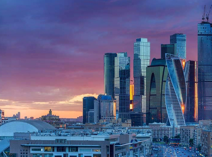 LUXURY BUILDING MOSCOW